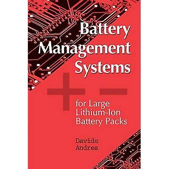Batteriet ledningssystem för stora litium batterier av Davide Andrea