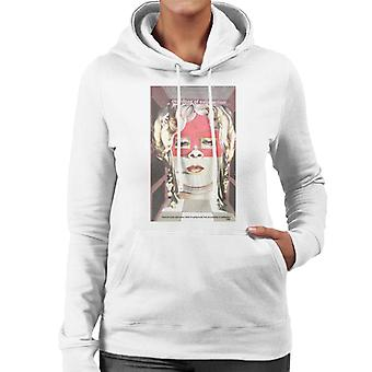 A.P.O.H Salvador Dali Overdose Of Satisfaction Women's Hooded Sweatshirt