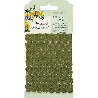 Papermania Botanicals Adhesive Lace Trim  Pm358334
