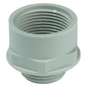 Cable gland extension M50 M63 Polyamide Light grey Wiska KEM 50/63 1 pc(s)