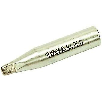 Soldering tip Chisel-shaped, angled, ERSADUR Ersa 842 ED LF Tip size 3.2 mm Content 1 pc(s)