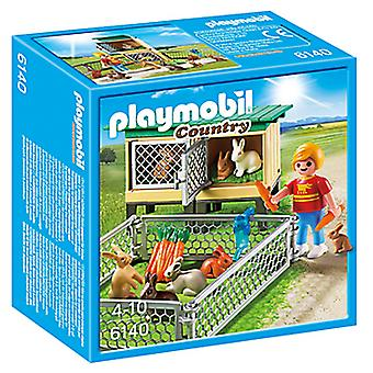 Playmobil 6140 Rabbit Warren (Toys , Dolls And Accesories , Miniature Toys , Animals)
