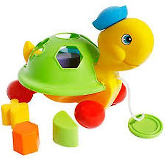 WinFun Drag Turtle Forms (Toys , Preschool , Puzzles And Blocs)