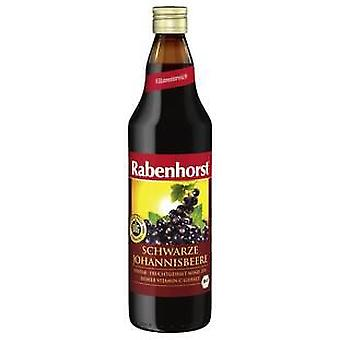 Rabenhorst Eco juice av solbær i Red Grape 750 ml (Diet, drikke)
