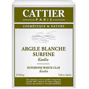 Cattier Superfine White Clay