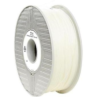 Filament Verbatim 55274 PLA plastic 1.75 mm Transparent 1 kg