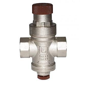 """Justerbar tryckreducerande ventil 1/2 """"3/4"""" BSP hona (DN15mm) minskade till 1-4 BAR"""
