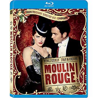Moulin Rouge [BLU-RAY] USA import