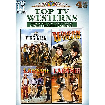 Top TV Westerns 1957-65 [DVD] USA import