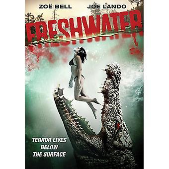 Ferskvand [DVD] USA importerer