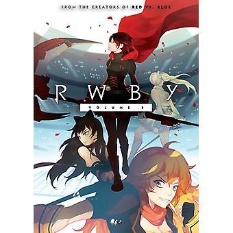 Importación de USA de Rwby 3 [DVD]