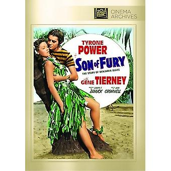 Son of Fury [DVD] USA import