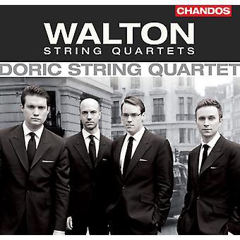 W. Walton - Walton: quatuors à cordes [CD] USA import