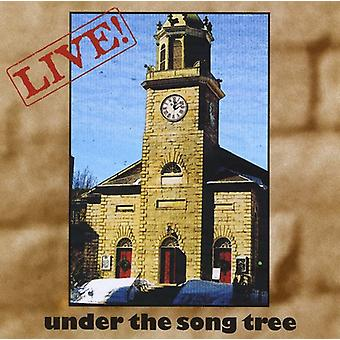 Clark/Merrill/Deeves - Under the Song Tree Live [CD] USA import
