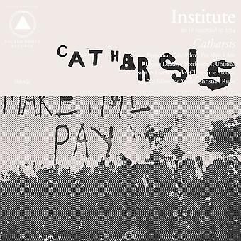 Institute - Catharsis [CD] USA import