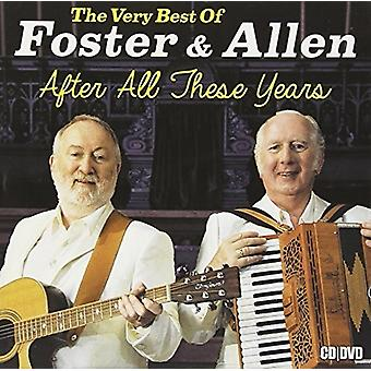 Foster & Allen - After All These Years-the Very Best of [CD] USA import