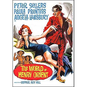 Mundial de importación de Estados Unidos [DVD] (1964) de Henry Orient