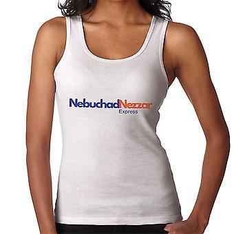 FedEx Logo Nebukadnessar rymdskepp Matrix kvinnor Vest