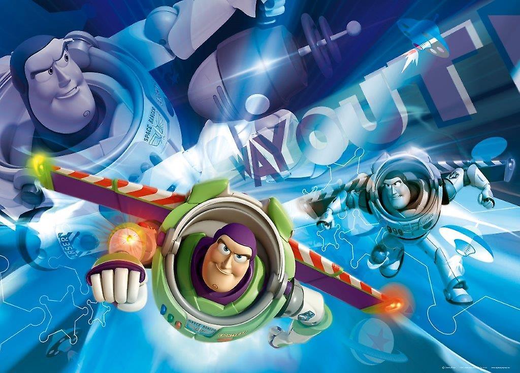 Decoración Mural de Toy Story 3 póster Maxi 160x115cm