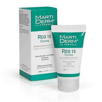 Martiderm REG 15 Cream 50 ml (Cosmetics , Facial , Creams with treatment)