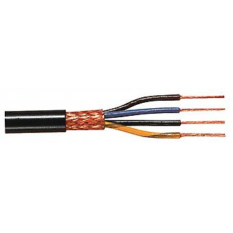 Tasker Data Cable on the reel 4 x 0.25-100 m black