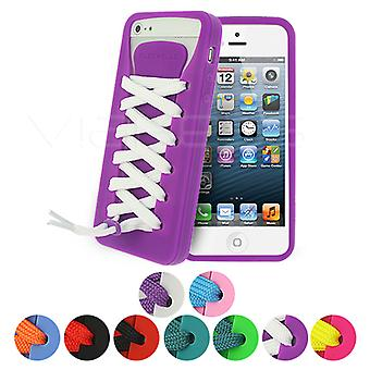 Celicious Silicone Sporty Trainers Cover for Apple iPhone 5s / iPhone 5
