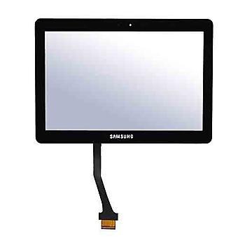 Touchscreen für Samsung Tablet 10.1 N8000 N8010 N8013 Note abschließen-schwarz