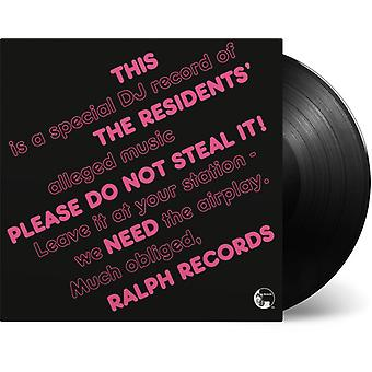 Residents - Residents - Please Do Not Steal It [Vinyl] USA import