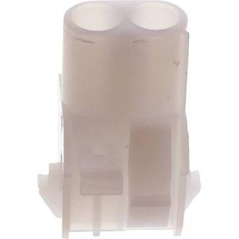 Socket enclosure - cable Universal-MATE-N-LOK Total number of pins 3 TE Connectivity 1-480701-0 Contact spacing: 6.35 mm