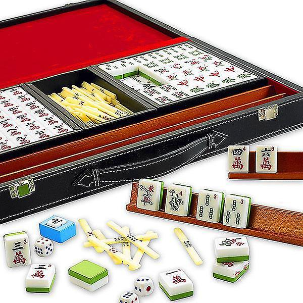 Traditional Deluxe Mah Jongg Set - G165