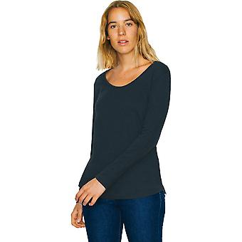 American Apparel Womens/Ladies Ultra-Wash Cotton Long Sleeve T-Shirt