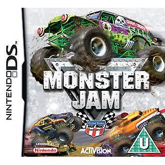 Monster Jam (Nintendo DS)