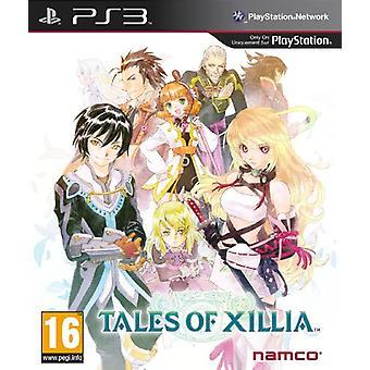 Fortællinger om Xillia (PS3)