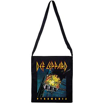 Def Leppard-Pyromania Shopping Bag
