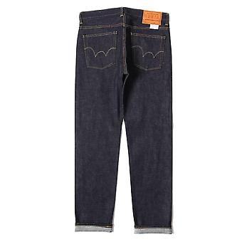 Edwin Classic Made In Japan Rainbow Selvedge Regular Tapered - Unwashed Jeans