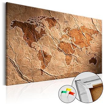 Bild auf Kork - Papierkarte [Cork Karte]