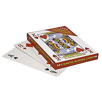 Giant Playing Cards - S03 502