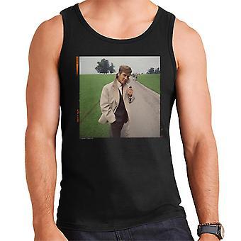 TV Times Roger Moore Park Stroll 1968 Men's Vest