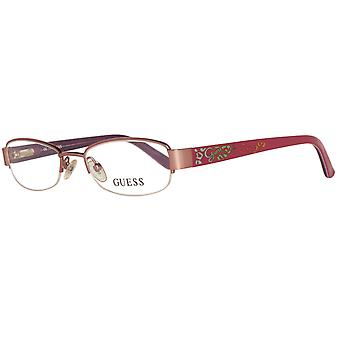 Guess Brille Kinder Lila