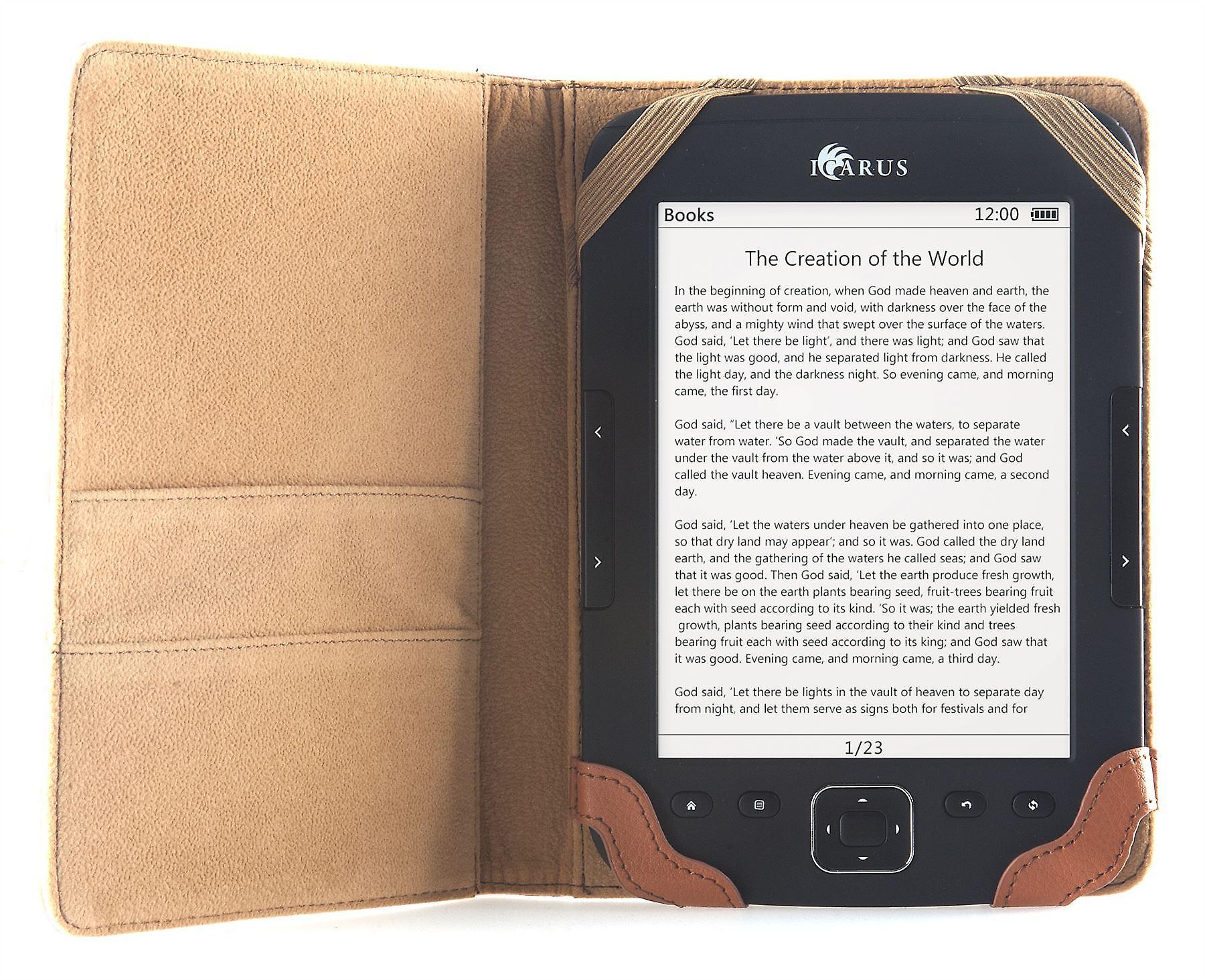 ICARUS deksel bruin voor Illumina HD / Pocket / / Sense G2