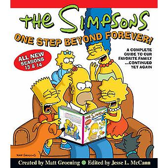 The Simpsons One Step Beyond Forever! - A Complete Guide to Seasons 13