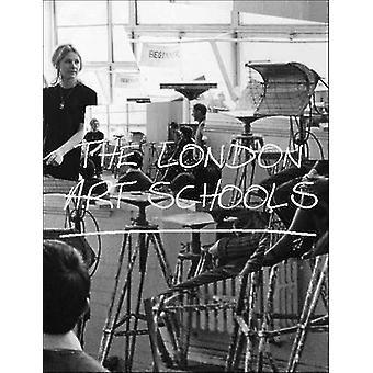 London Art Schools by Nigel Llewellyn - 9781849762960 Book
