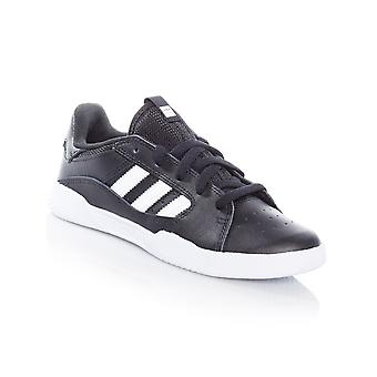 Adidas Core Black-Footwear White VRX Kids Shoe