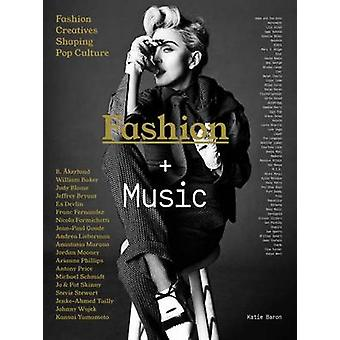 Musique - créateurs de mode mise en forme + Fashion Pop Culture par Katie Baron