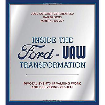 Inside the Ford-UAW Transformation: Pivotal Events in Valuing Work and Delivering Results
