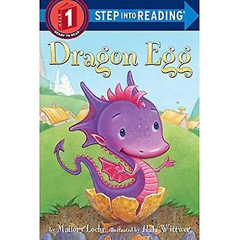Dragon Egg (Step Into Reading - Level 1 - Paperback)