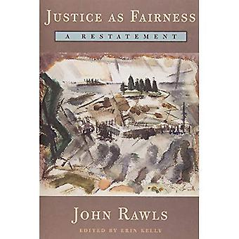 Justice as Fairness  A Restatement