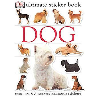 Dog with Sticker (DK Ultimate Sticker Books)