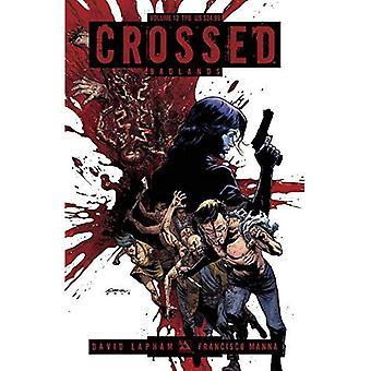 Crossed Volume 12 TP