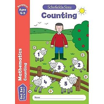 Get Set Mathematics: Counting, Early Years Foundation Stage, Ages 4-5